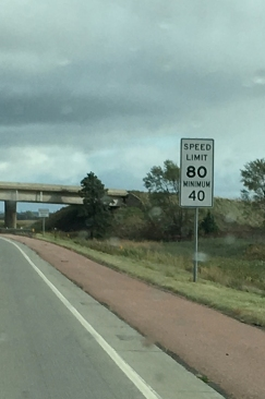 South Dakota fast track
