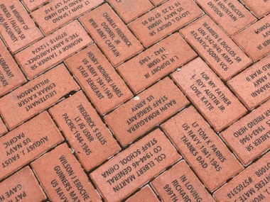 Honorary Pavers