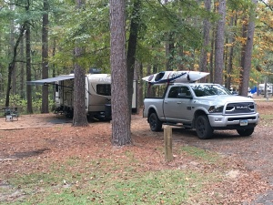 Kisatchie National Forest Site #38