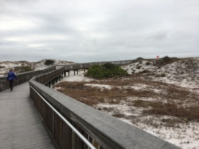 Topsail dunes