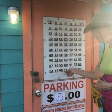tarpon springs parking