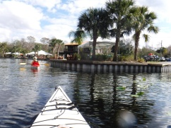 wekiwa springs kayaking island