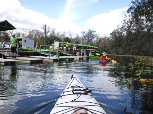wekiwa springs kayaking rental