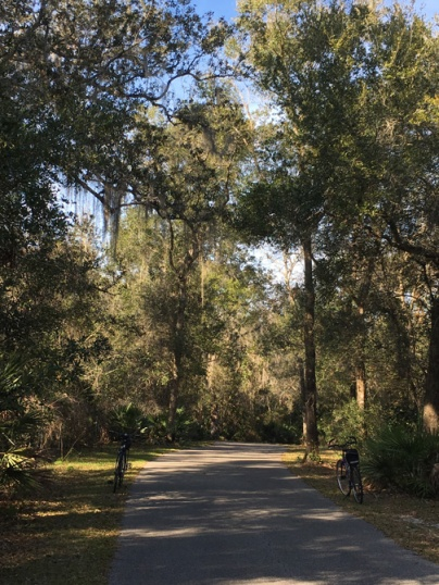 Lake Beresford Bike Trail