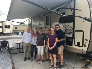 South Tampa RV group shot