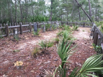 Yearling Trail cemetery