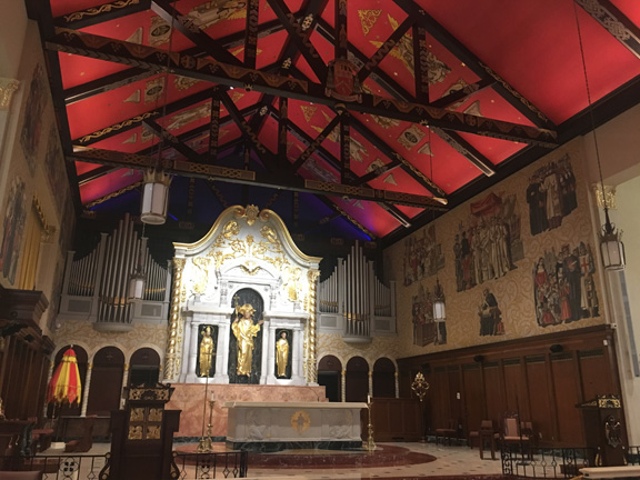 Cathedral Basilica in St Augustine 2