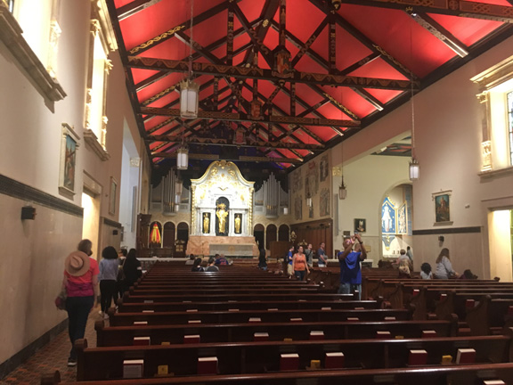 Cathedral Basilica in St Augustine 4