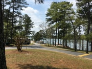 Dames Ferry campground
