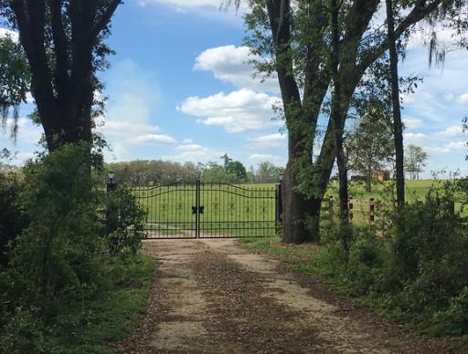 Four Freedom Trail gate