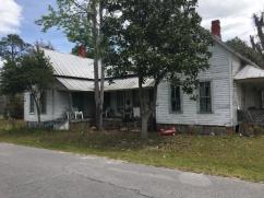 Four Freedom Trail house