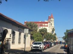 Streets of St Augustine