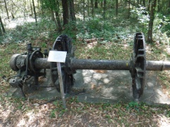 Suwannee State Park Steam Boat Parts