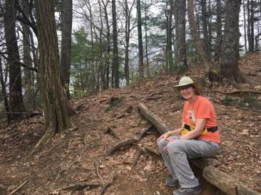 Vogel SP trail 11