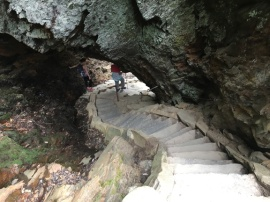 Alum Cave Nature Trail 09