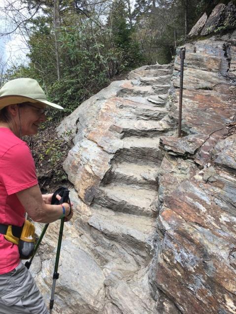 Alum Cave Nature Trail 10