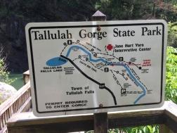 Tallulah Gorge SP 14