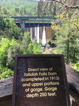Tallulah Gorge SP 20