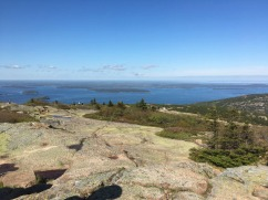 Acadia Park Hiking Views