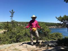 AcadAcadia Park Hiking Viewsia Atlantic views