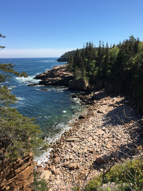 Acadia Atlantic views