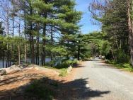 Acadia Park Biking View