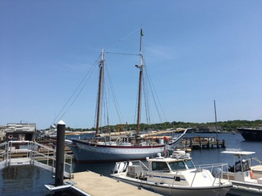 Gloucester sail boat