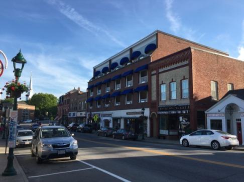 Camden - street view