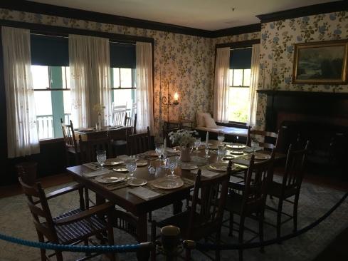 Franklin cabin 10