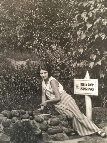 Dolly Copp Calendar Girl