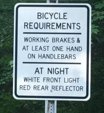 Burlington, VT bike riding