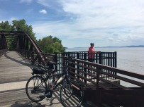Burlington, VT bike ride
