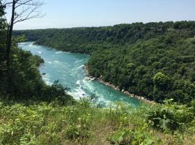 Shoreline Trail (Lower Niagara River) view