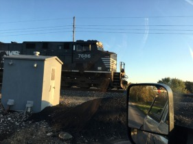 If you like trains, Goshen is the place