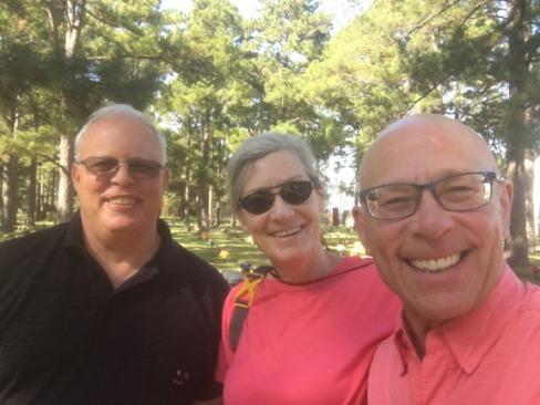 Larry, Deb, Dan