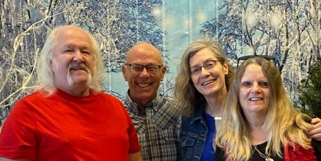Gary, Dan, Deb, Sharon