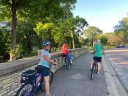 Minneapolis Bike Ride