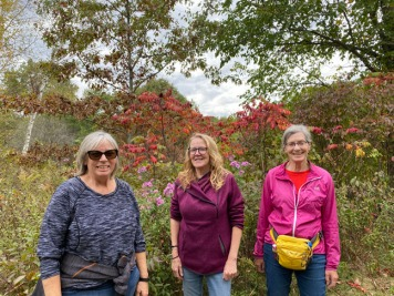 Jeanie, Kathy, Deb - Lebanon Park